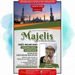 PEMBUKAAN MAJELIS AL-BAHJAH INDRAMAYU dan Memperingati Isro' Mi'roj Nabi Muhammad SAW