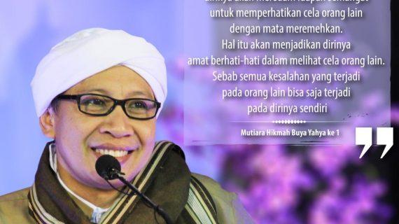Mutiara Hikmah Buya Yahya # 1