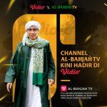 CHANNEL AL-BAHJAHTV KINI HADIR DI VIDIO