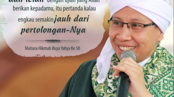 Mutiara Hikmah Buya Yahya ke 50