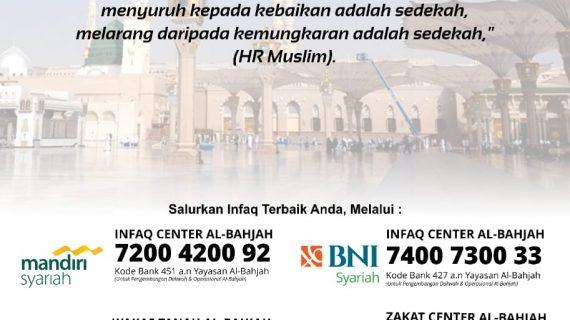Jumat Berkah bersama Al-Bahjah MIZKA
