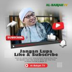 SUBSCRIBE CHANNEL YOUTUBE AL-BAHJAHTV