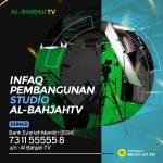 INFAQ PEMBANGUNAN STUDIO AL-BAHJAH TV