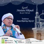 Saksikan..  Syarah Mutiara Hikmah Buya Yahya ke 9