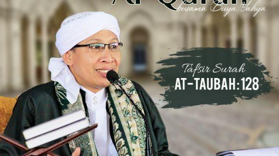 BESOK PAGI,  SAKSIKAN VIA STREAMING MAJELIS RUTIN KAJIAN TAFSIR AL-QUR'AN BERSAMA BUYA YAHYA
