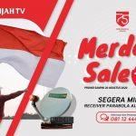 Merdeka Sale, Promo Pembelian Parabola Al-Bahjah TV