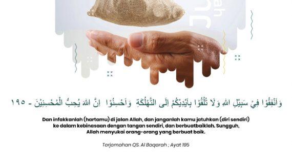 JUM'AT BERKAH BERSAMA LPD AL-BAHJAH