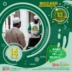 """14 HARI LAGI !MAULID AKBAR """"SATU HATI DI AL-BAHJAH 1442 H"""""""