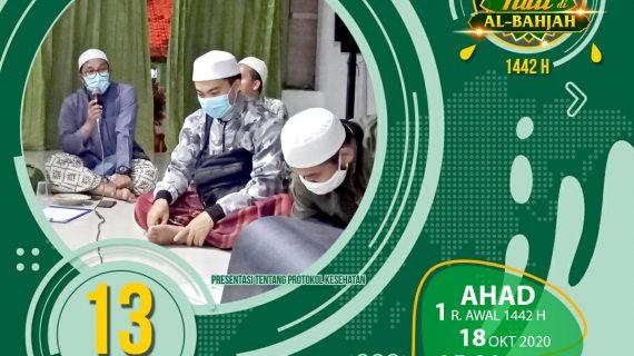 """13 HARI LAGI !MAULID AKBAR """"SATU HATI DI AL-BAHJAH 1442 H"""""""