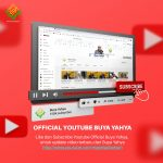 Mari Subscribe Youtube Buya Yahya!