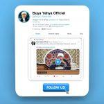 Yuk! Follow Akun Twitter Resmi Buya Yahya
