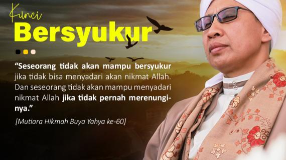 Mutiara Hikmah Buya Yahya ke 61