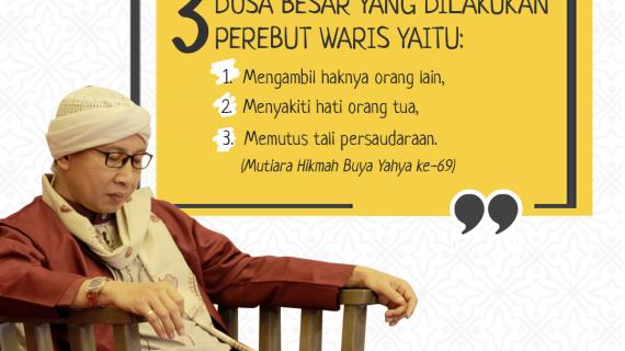 Mutiara Hikmah Buya Yahya ke 69